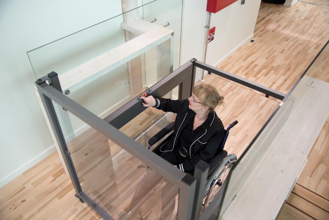 Plataforma elevadora INVICTUS