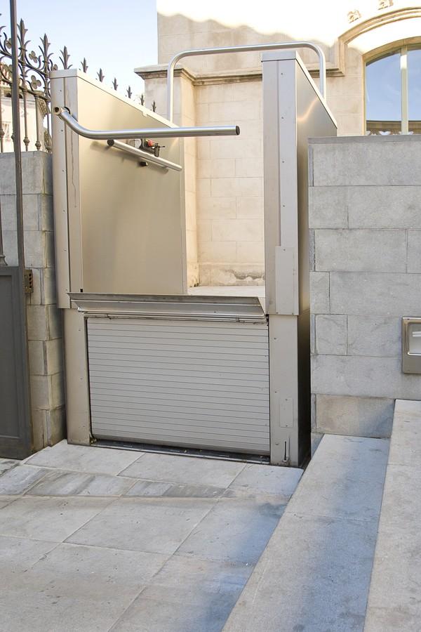 Plataforma elevadora ELATUM