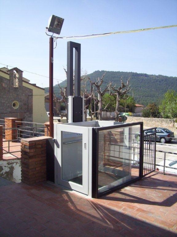 Plataforma elevadora VECTIO