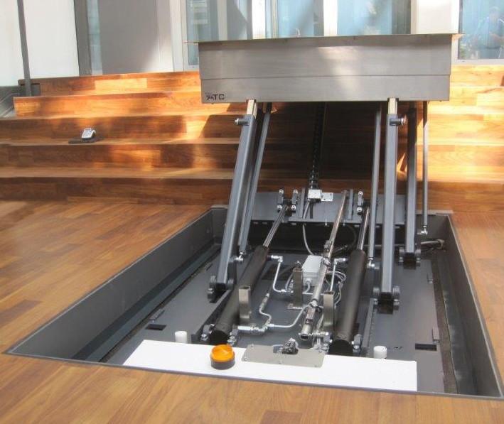 Plataforma elevadora FUTURA